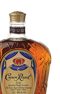 CROWN ROYAL WHISKY 1L
